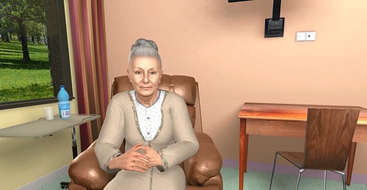 Des agents virtuels expressifs pour la formation en santé