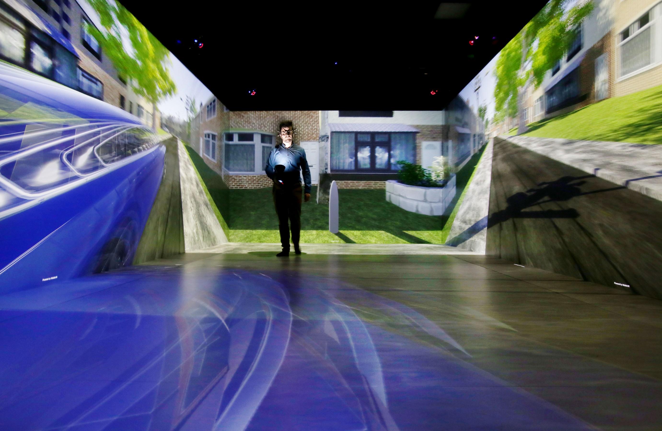 Inventing tomorrow's autonomous cars thanks to Virtual Reality