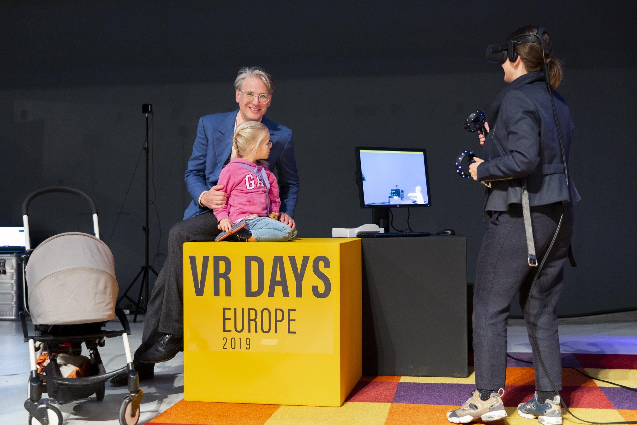 Benjamin de Wit, VRDays Europe 2020