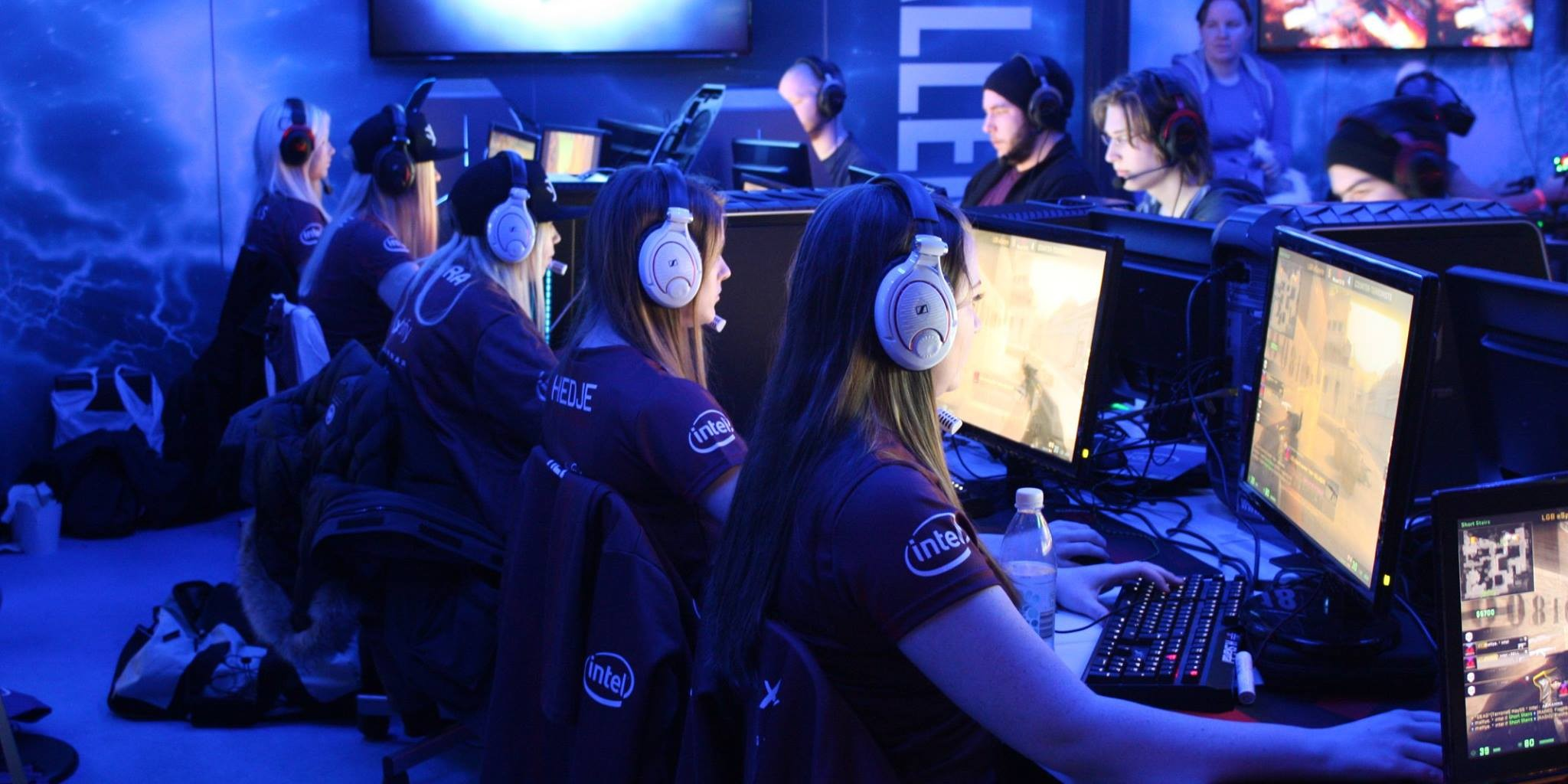 E-sport, a sport with video games