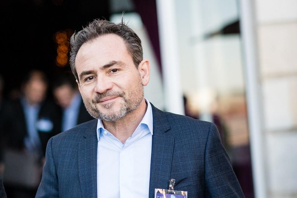 Christophe Chartier, fondateur d'Immersion