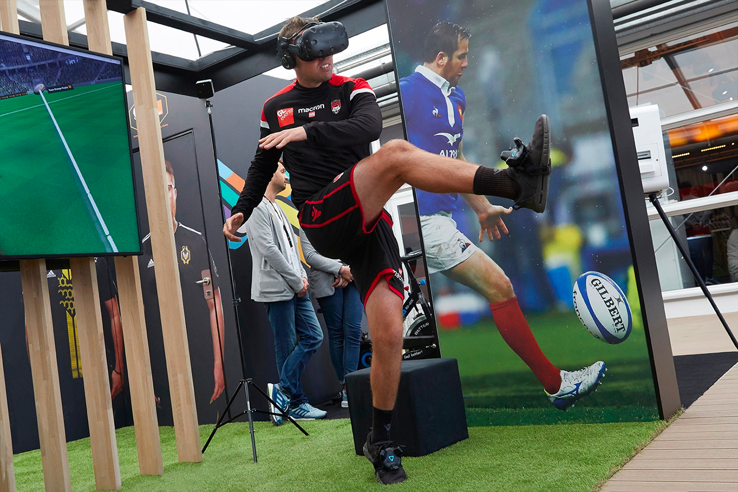 Laval Virtual Days Sport in partnership with Sport Unlimitech