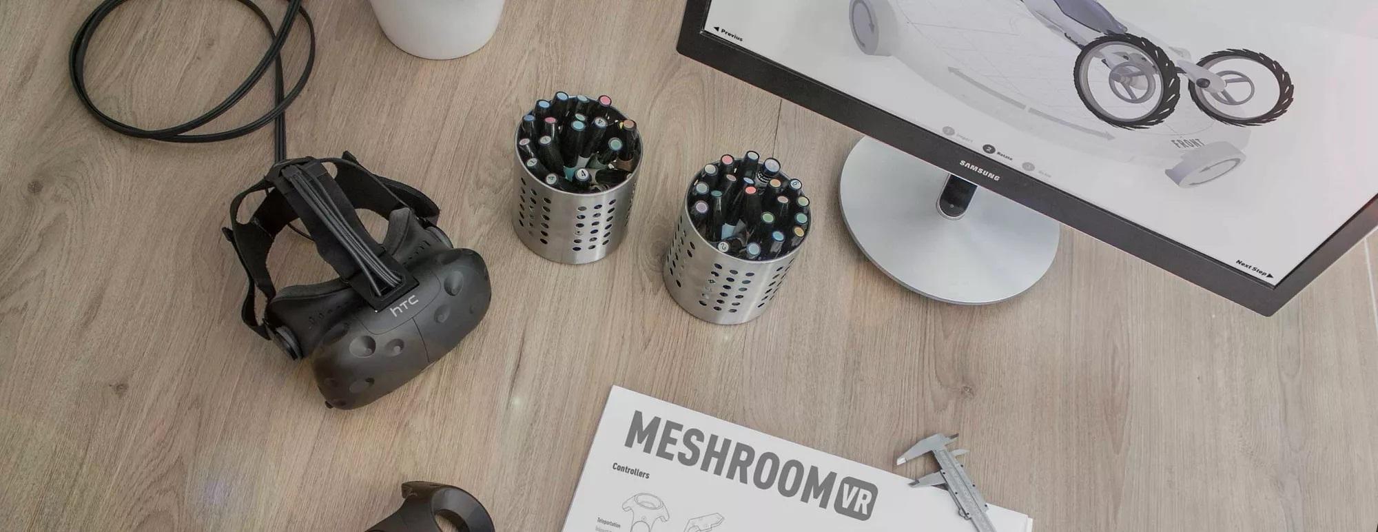 MeshroomVR devient WEVIZ