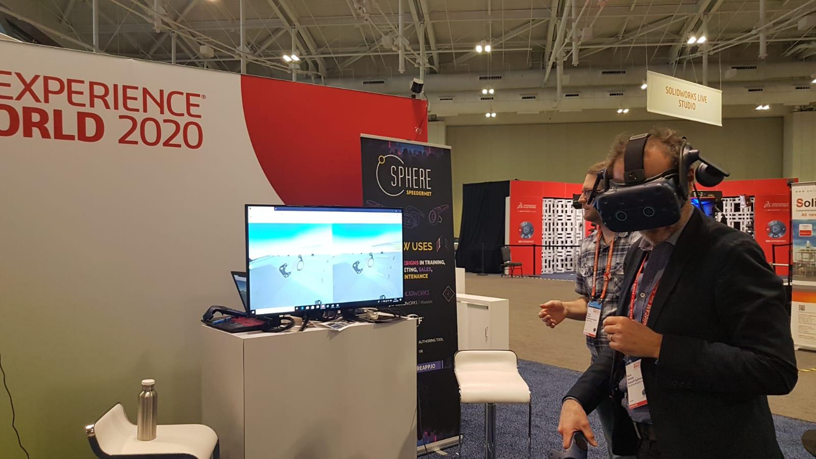 Speedernet, digital training creation studio, takes part in VRDays 2020