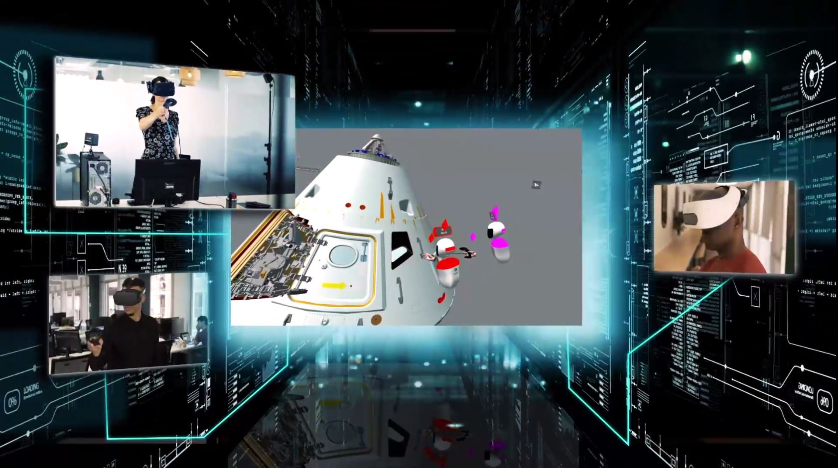 TechViz is exhibiting at VRDays 2020