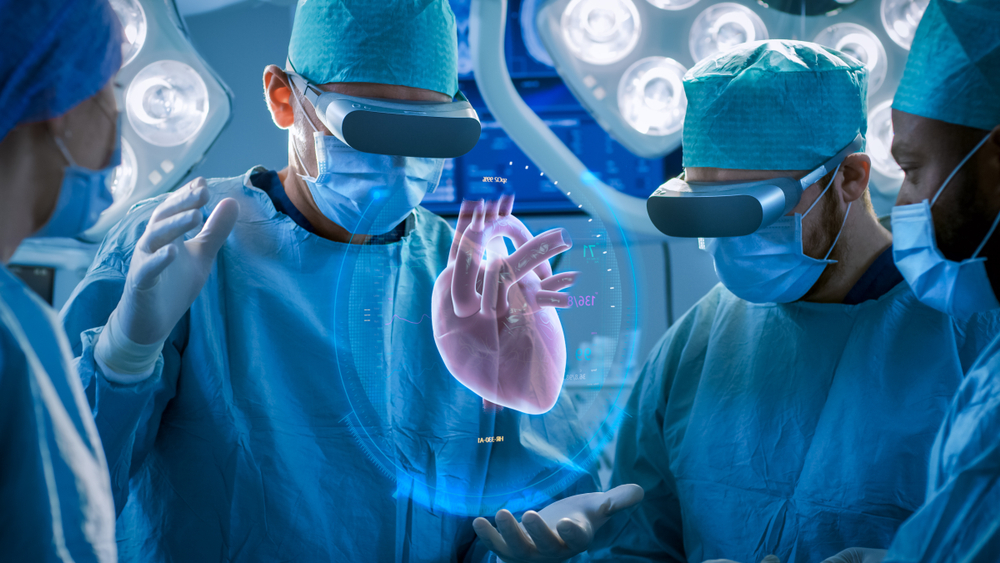 Laval Virtual Days Health and virtual reality