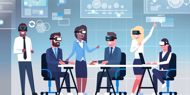 Virtual reality are revolutionizes soft skills training