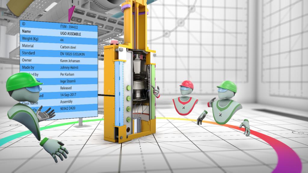 Vrex, outil de collaboration en réalité virtuelle