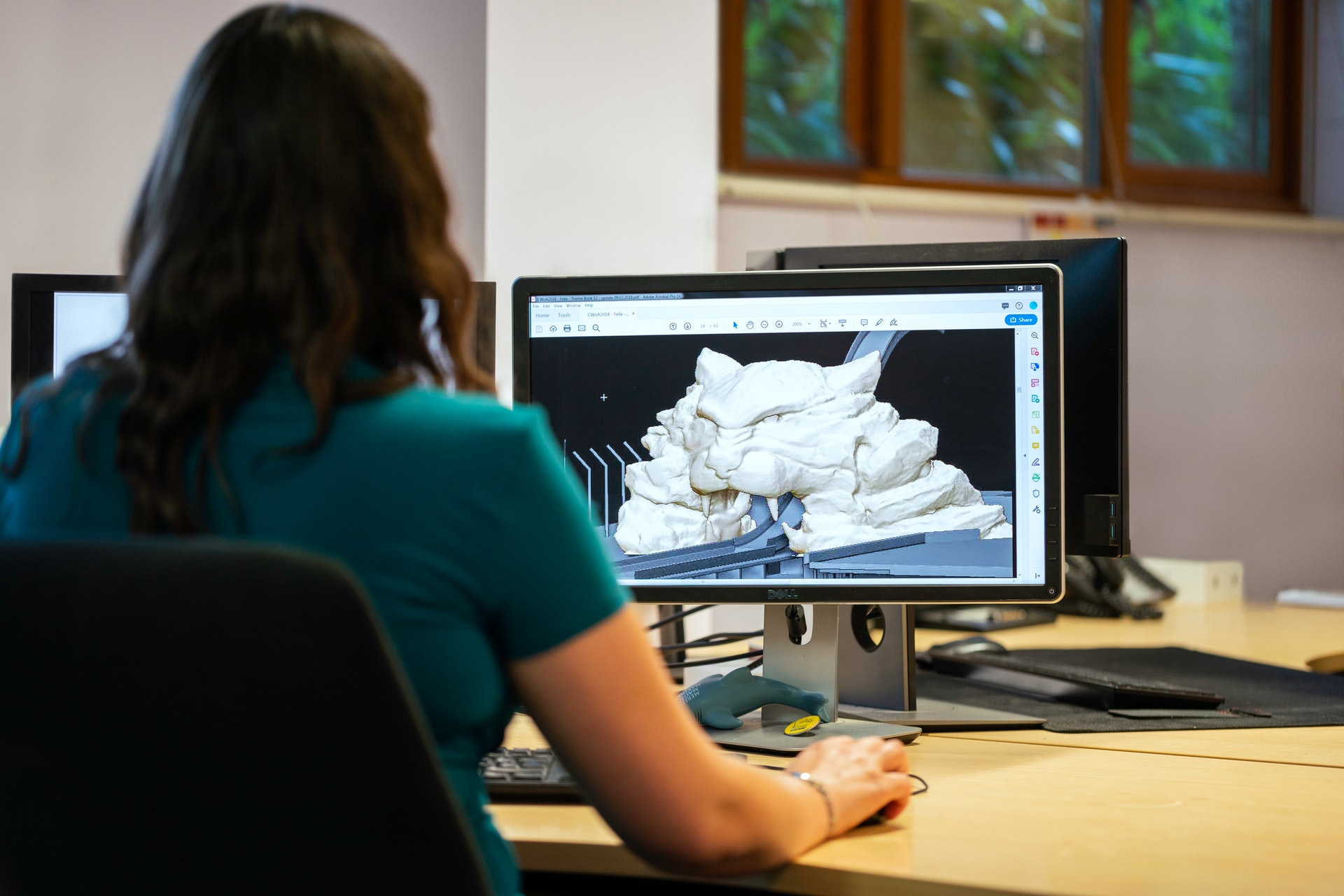 More and more companies and careers are asking for 3D skills