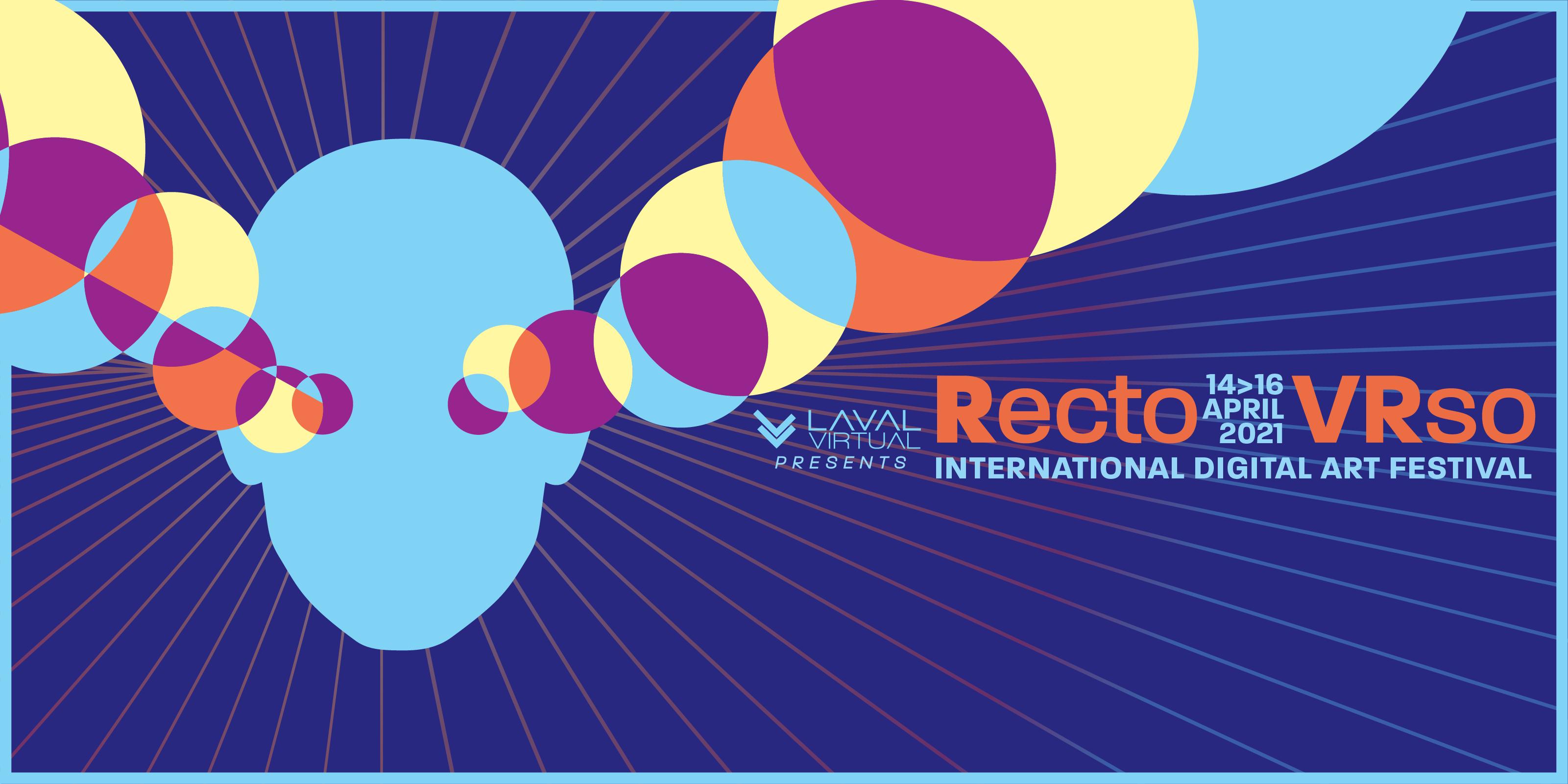 Festival d'art numérique Recto VRso 2021