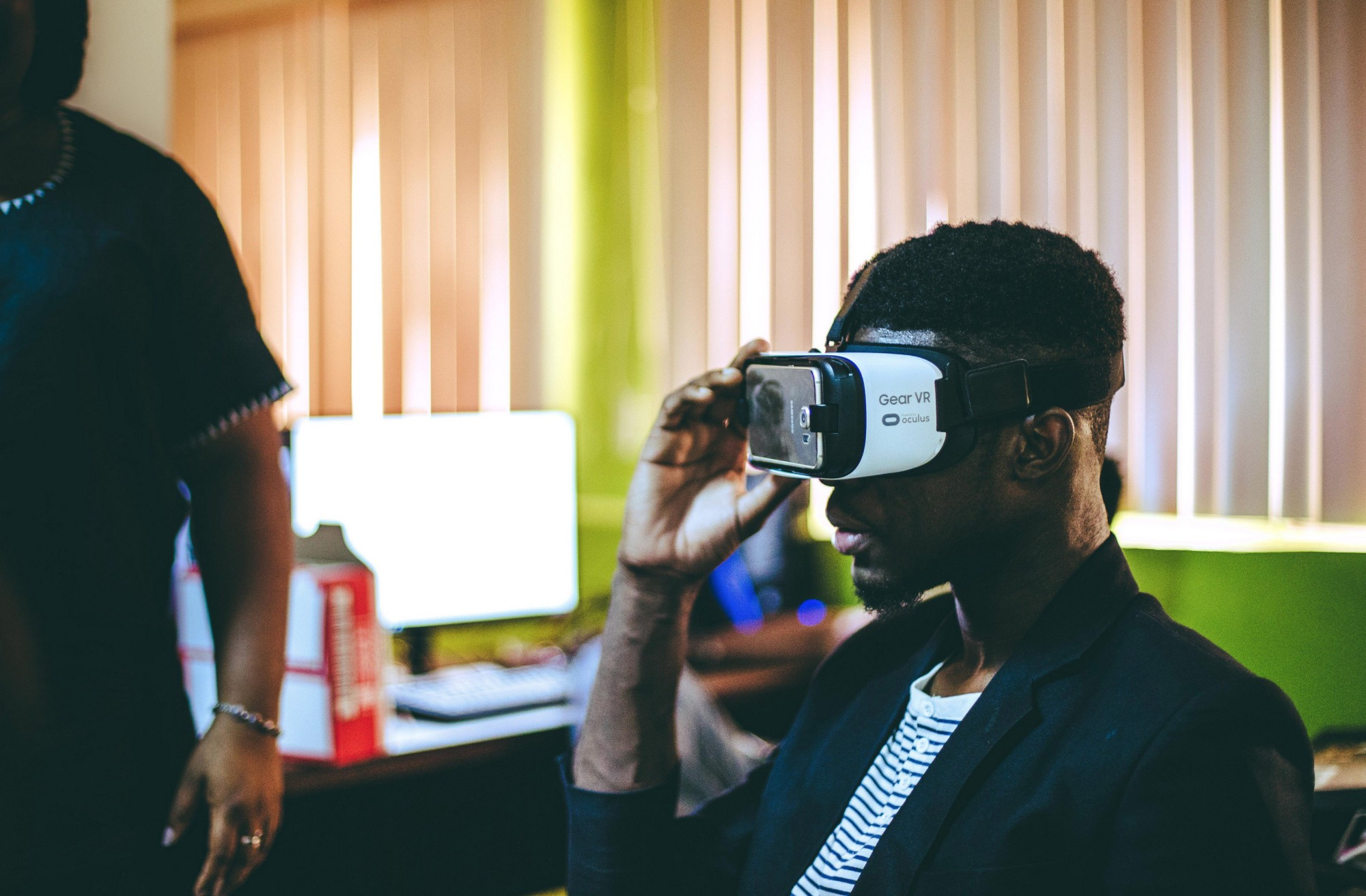 The first African delegation at a global XR event (Laval Virtual 2021)