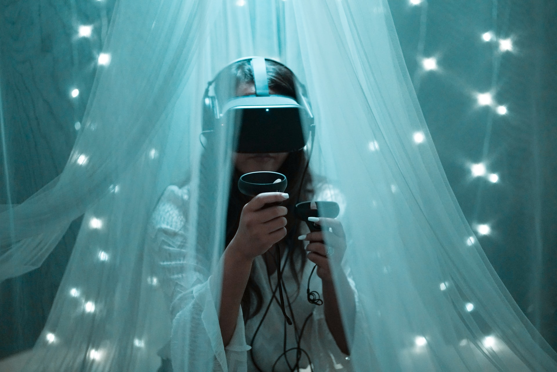 Indira Thouvenin demystifies virtual reality