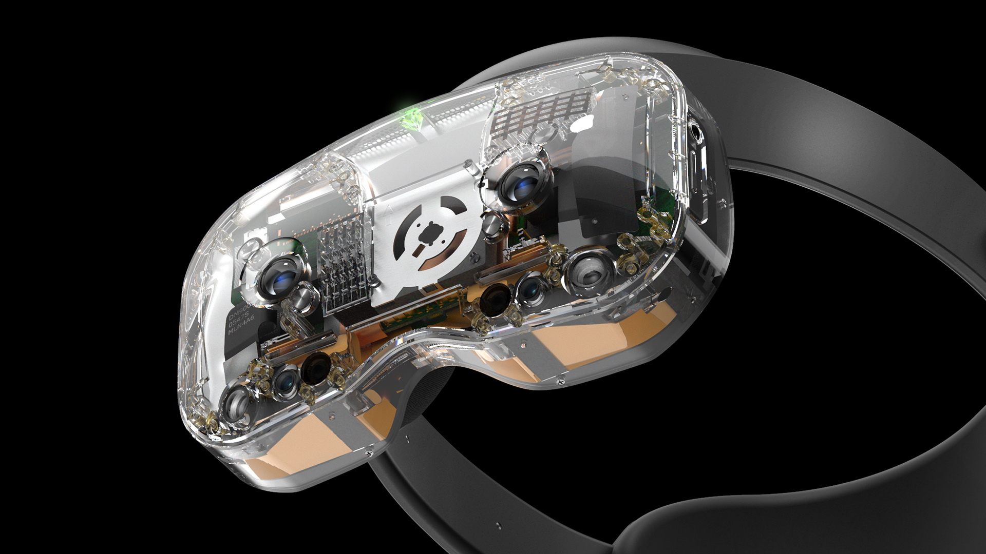 Lynx R-1: the first French mixed reality headset